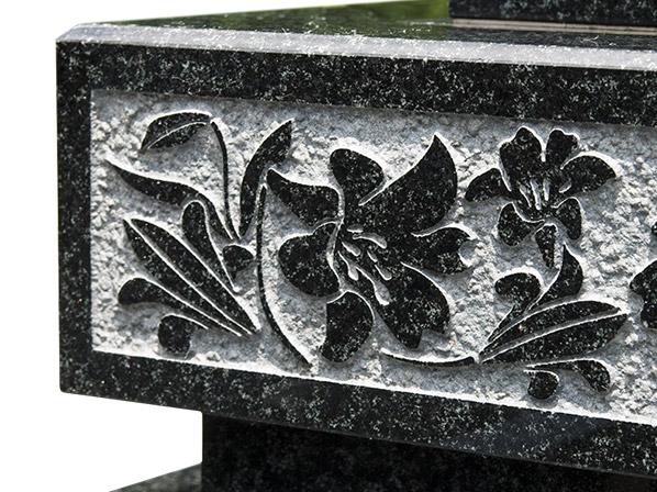 デザイン墓石「禅」